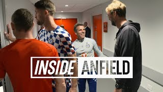 Download Video Inside Anfield: Liverpool v Chelsea | Tunnel cam from Carabao Cup clash MP3 3GP MP4