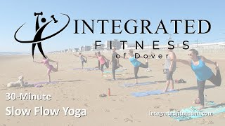 Slow Flow Yoga for All Ages