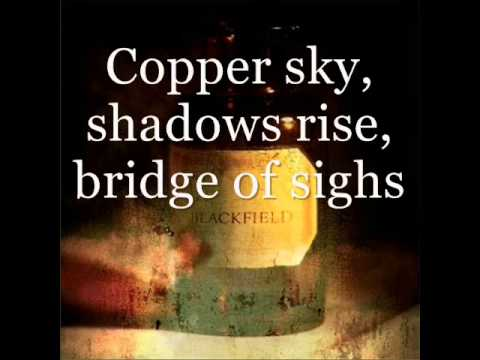 Blackfield - Blackfield (lyrics on screen)