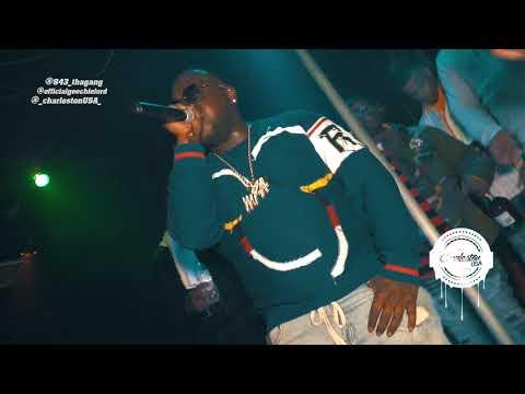 Peewee Longway - Performing Live @ClubFuture In South Carolina w/ MPA Head Shakur,Dj Dirty,Dj Buu