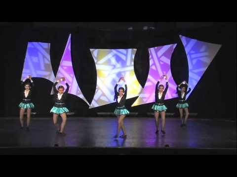 8 Count Dance Academy  Coffee Break Junior Team Musical Theater 20102011