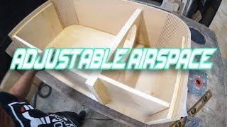 Ingenious Design - Subwoofer enclosure