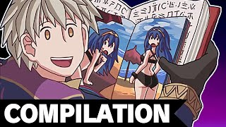 Fire Emblem (And Crossover) Comic Dub Compilation - GabaLeth