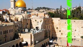 Иерусалим -город мира.(Иерусалим -город в Израиле и один из древнейших городов мира, Главные достопримечательности Иерусалима..., 2013-01-20T17:45:04.000Z)