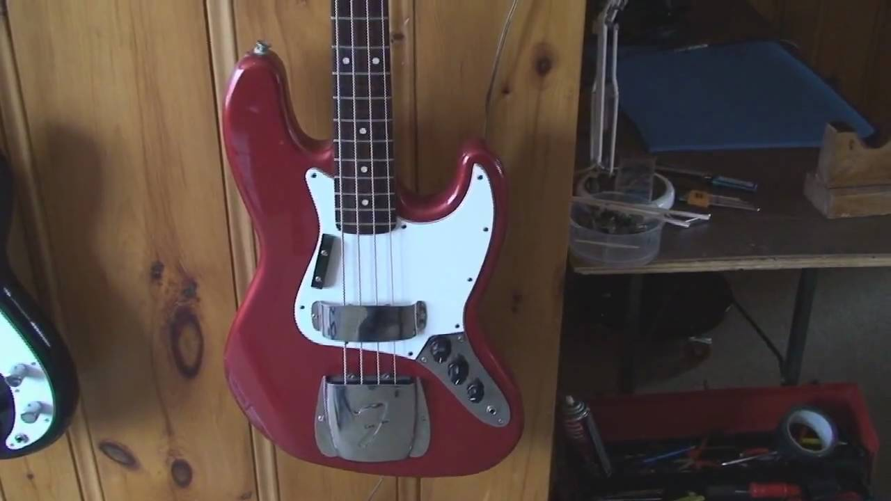 Leo Fender Inventor of the Electric Bass Guitar - YouTube