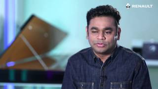 Making of the latest A.R.Rahman creation – Re Re Re Raftaar