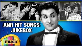 ANR Hit Songs   Telugu Video Songs Jukebox   Mango Music   ANR Hits