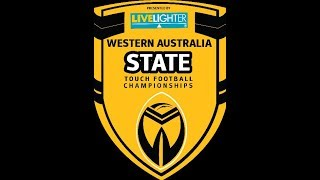 NRL Touch Football WA 2019 State Championships - Men's Grand Final