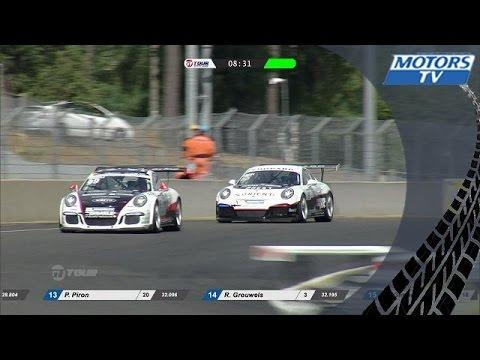 Porsche Carrera Cup France 2016 - Le Mans race 2