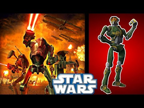 WHAT HAPPENED To Separatist Droid Army AFTER Order 66! - Star Wars Explained