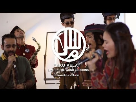 Salammusik - Aku Pelat - (Live On The Wknd Sessions, #81)