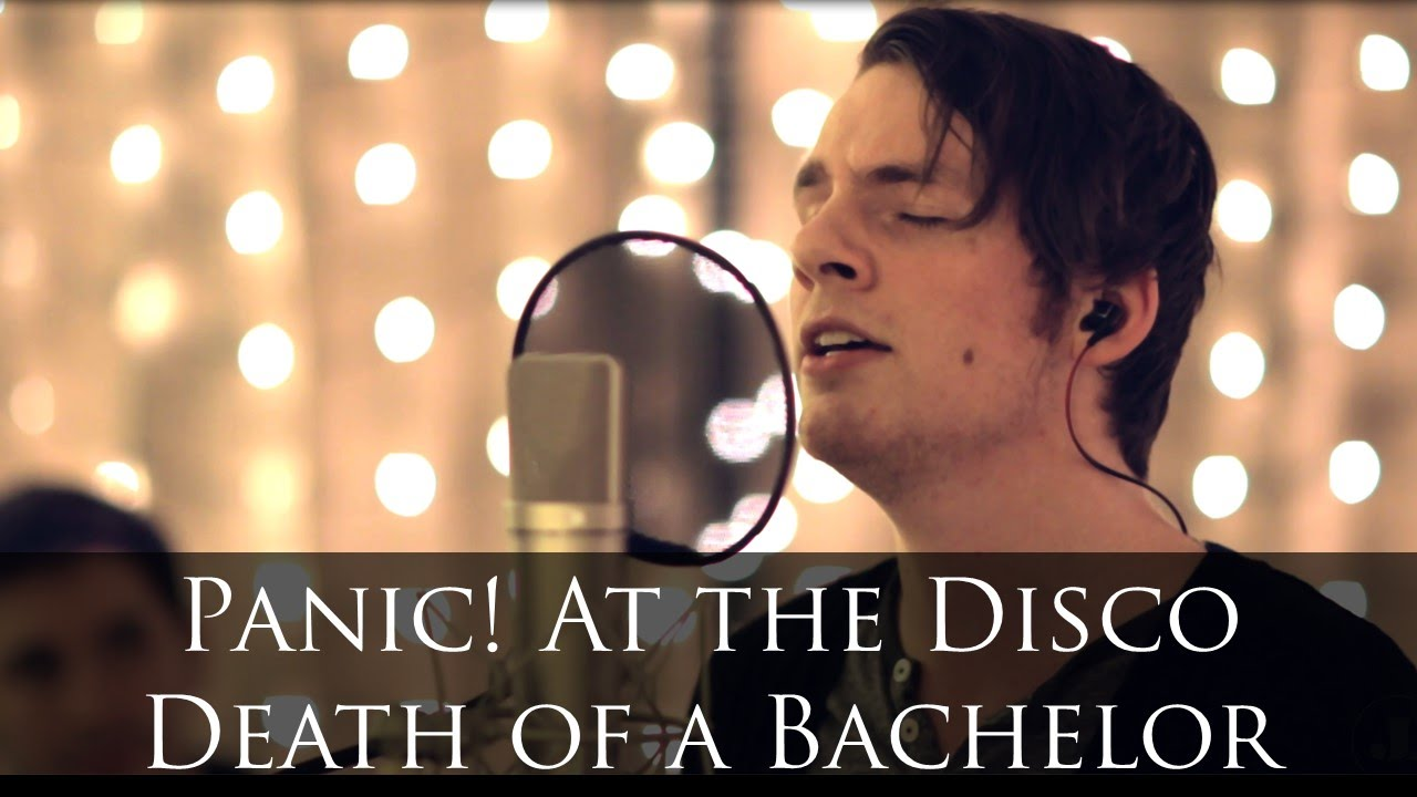 panic at the disco death of a bachelor tristan deniet jason lux cover doabcover chords. Black Bedroom Furniture Sets. Home Design Ideas