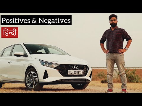 2020 Hyundai i20 Review - Road Test | Hindi