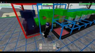 Creating my own factory kin roblox
