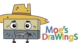 Big Block Sing Song Farmer How to draw and coloring fun new Hd video for kids