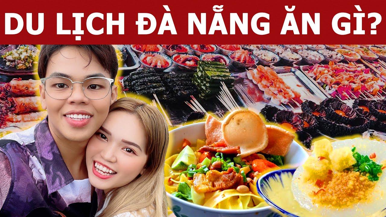 Khám phá ẩm thực Đà Nẵng mình bất ngờ với nghề làm Rong Biển | Oops Banana Vlog 259