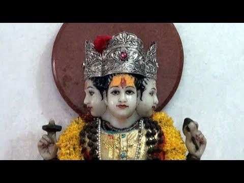 Sri Dathatreya, Renuka Matha and Anasuya Matha Temples-Mahur, Maharastra