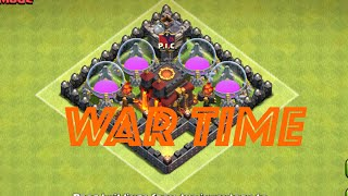 CLAN WAR 3 STARS ATTACK | Clash Of Clans | MEGA LOOT BONUS