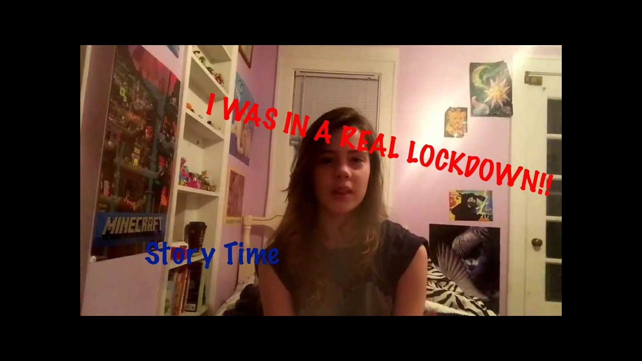 I Was In a Real Lockdown! | Story Time