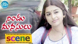 Nindu Manasulu Movie Scenes - Lecturer Teased By Meera Jasmine | Jayasurya