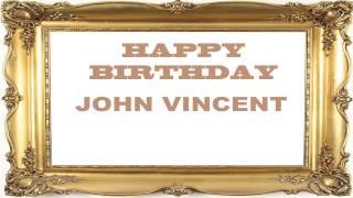 JohnVincent   Birthday Postcards & Postales7 - Happy Birthday