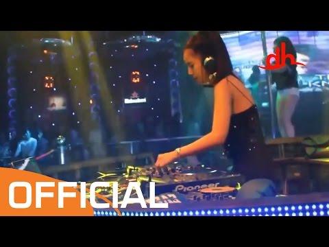 Em Làm Gì Tối Nay - DJ Ánh Chẫu Remix (Karaoke) - Khắc Việt