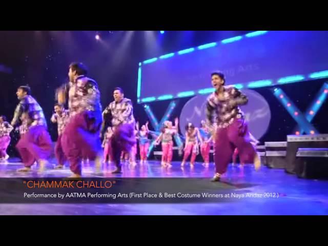 AATMA Performing Arts - Chammak Challo