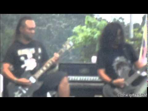 Burgerkill - Anjing Tanah (Live At BanCloth 2014)