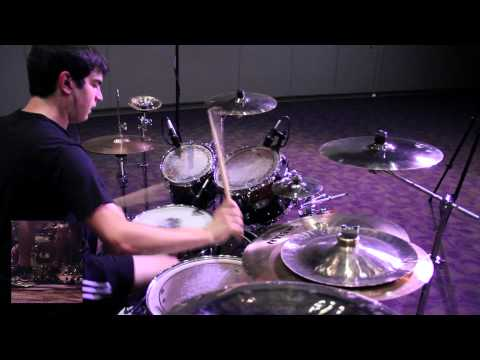 Two Weeks - All That Remains (Drum Cover)