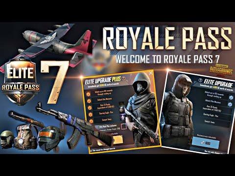 Pubg Mobile Royale Pass Sezon 7 - Pubg Yeni Güncelleme -  #pubgmobile