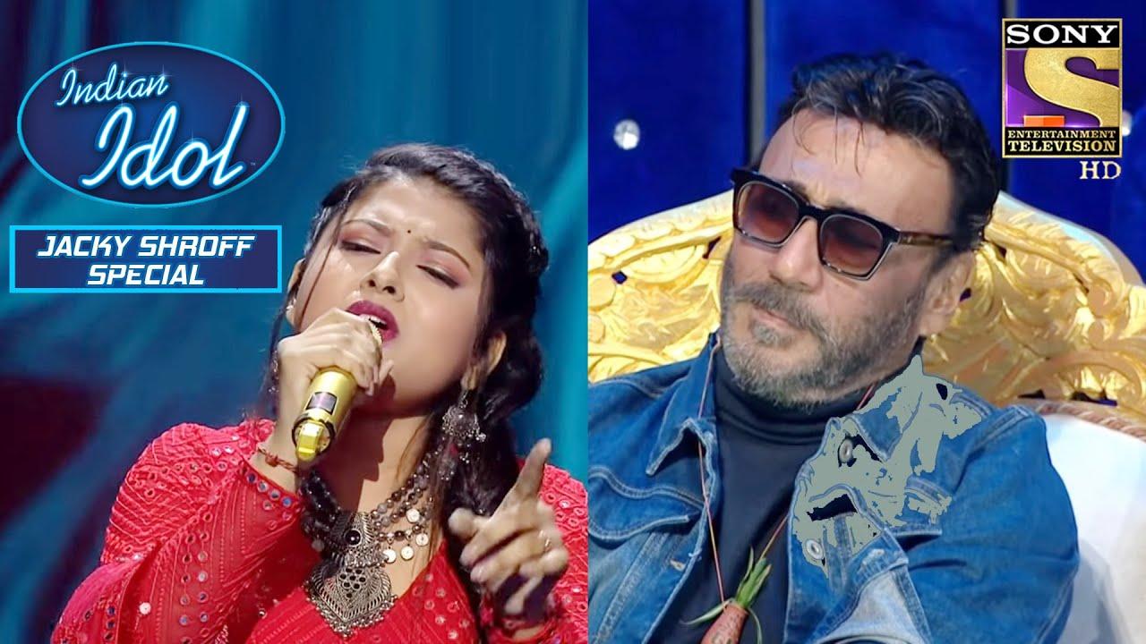 Download Arunita की Performance पे Jacky Dada हुए Emotional | Indian Idol Season | Bollywood Mix Performances