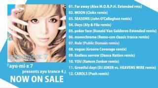 浜崎あゆみ / 『ayu-mi-x 7 presents ayu trance 4』