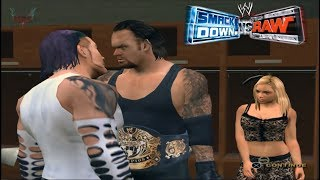 WWE SVR Mod - Jeff Hardy Season Mode Showcase Part 6