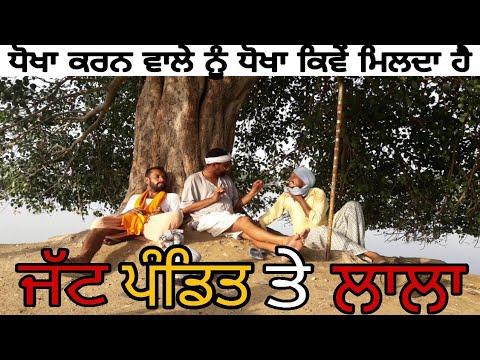 ਜੱਟ ਪੰਡਿਤ ਤੇ ਲਾਲਾ ।। Latest punjabi video ।। punjabi funny video ।।