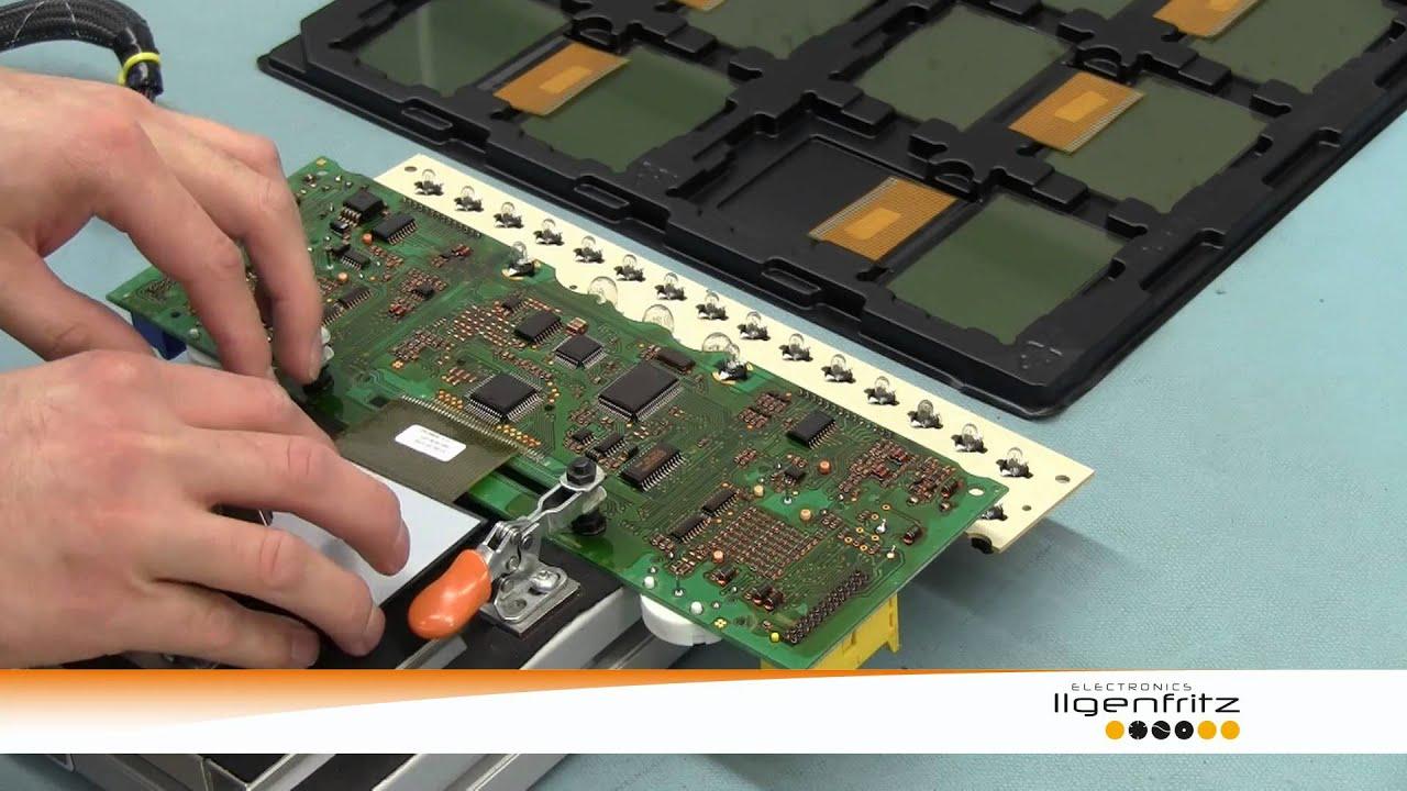 hight resolution of repair of john deere dashboard
