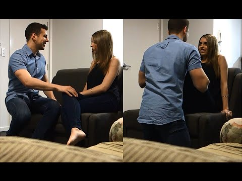 Seducing my Girlfriend PRANK!