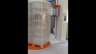 월드팩 반자동랩핑기 (고급형)
