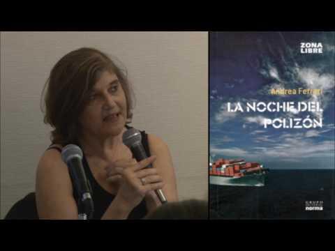 Cecilia Pisos - Andrea Ferrari - Carola Martínez (Fundación Lúminis + FILBA)