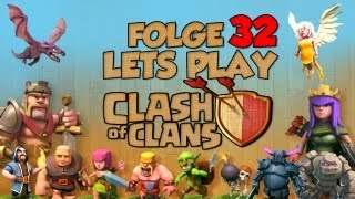 "[Folge 32. ""Fragerunde""] Let´s Play - Clash of Clans [German/Deutsch]"