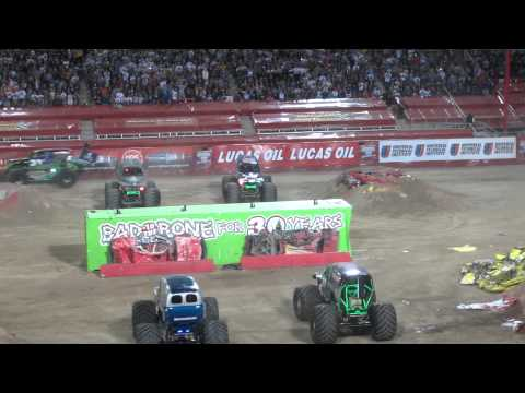 Monster Jam World Finals Xlll-Grave Digger Encore
