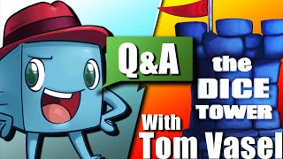 Q &amp A - with Tom Vasel