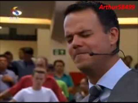 Abertura Culto Lagoinha 27/10/2013 - Pastor Gustavo Bessa