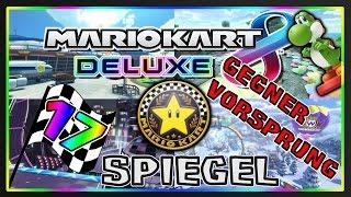 MARIO KART 8 DELUXE Part 17: Stern-Cup Spiegel Deluxe mit sukzessiv ansteigendem Gegner-Vorsprung