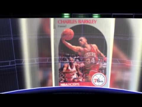 1990-91 NBA Hoops Basketball Cards