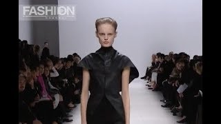 RICK OWENS Spring Summer 2008 Paris - Fashion Channel