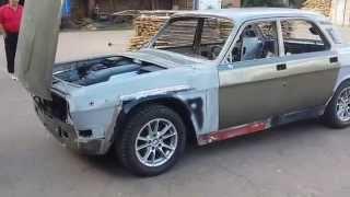 Волга Газ 24 на базе BMW E39