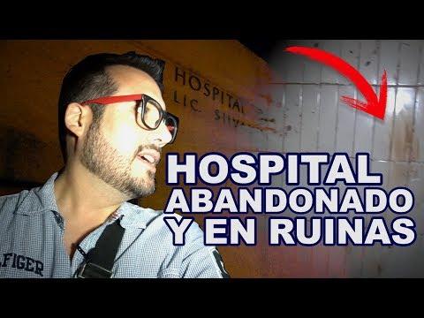 HOSPITAL ABANDONADO EN RUINAS - ALBERTO DEL ARCO