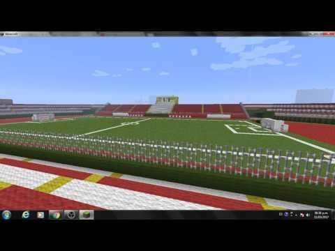 estadio MIGUEL GRAU  del callao (sport boys) (san martin ) minecraft
