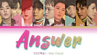 Download How would EXO sing 'Answer' by Ateez