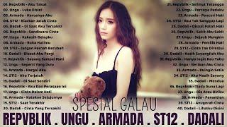Download lagu Lagu Pop Indonesia | Lagu Galau 2021 | Repvblik, Ungu, Armada, ST12, Dadali [Full Album]